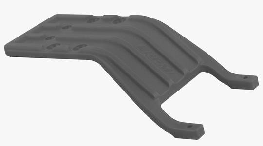 Traxxas Slash Rear Skid Plate - Gray