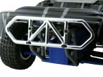 Chrome Rear Bumper for the Traxxas Slash 2wd