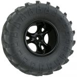 Black Clawz Rock Crawler Wheels - Wide Wheelbase