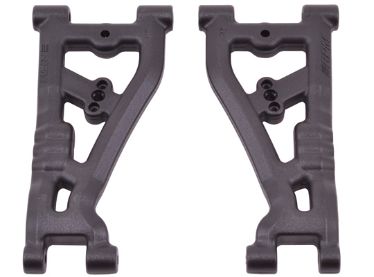 Front A-arms for the Associated ProLite 4x4 - Black