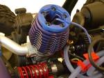 TRX 2.5 Head Guard - Blue