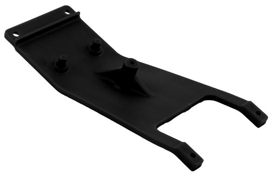 Traxxas Slash Front Skid Plate - Black