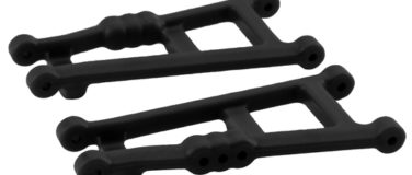 Traxxas Electric Stampede 2wd & Electric Rustler Rear A-arms – Black