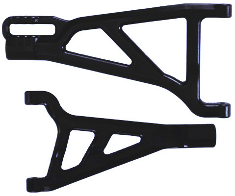 Traxxas Revo Front Right A-arms - Black
