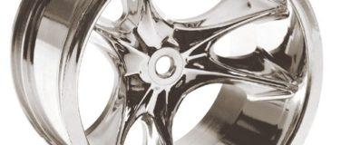 Monster Clawz StableMaxx Offset Chrome Wheels