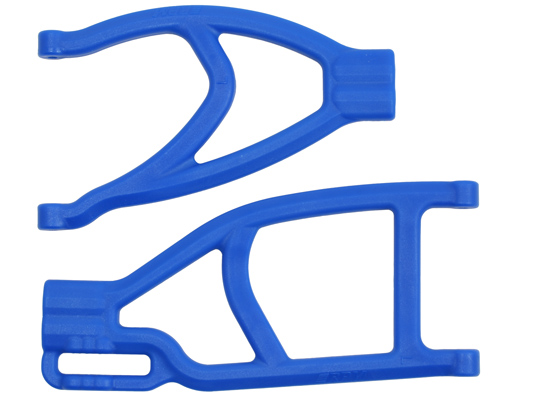 Summit, Revo & E-Revo Extended Left Rear A-arms - Blue