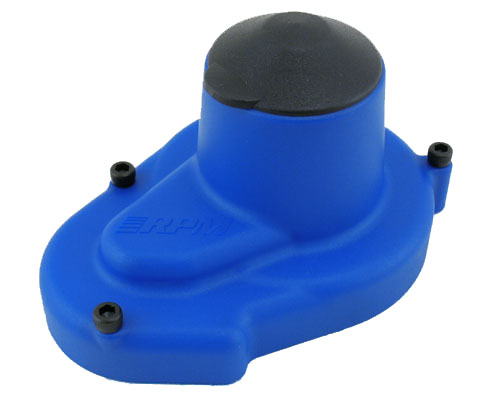 Blue Gear Cover for the Losi XXX-BK2 & XXXT-MF2