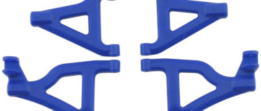 Front A-arms for the 1/16th Scale Slash 4×4 – Blue