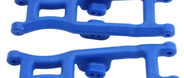 Assoc. SC10B, SC10.2 & T4.2FT Front A-arms – Blue