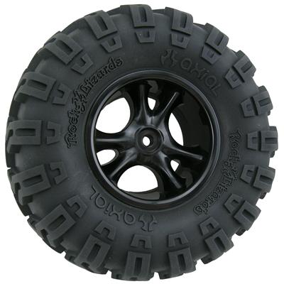 Black Clawz Rock Crawler Wheels - Narrow Wheelbase