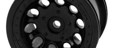 Revolver Black Rear Wheels