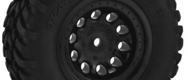 Black Revolver Short Course Wheels – Slash 2wd Rear / Slash 4x4 Front or Rear