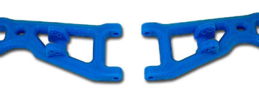 Front Arms for the Assoc. GT, RC10T, & T2 – Blue