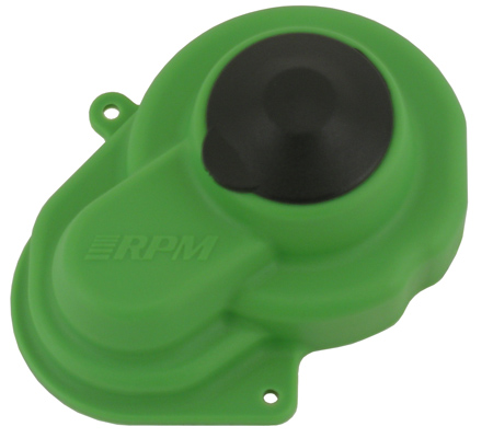 Green Sealed Gear Cover for the Traxxas Elec. Rustler, Elec. Stampede, Bandit & Slash