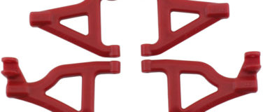 Front A-arms for the 1/16th Scale Slash 4×4 – Red