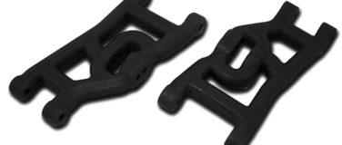 Traxxas Nitro Rustler, Nitro Stampede, Nitro Sport & Bandit Front A-arms – Black
