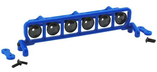 Roof Mounted Light Bar Set - Blue