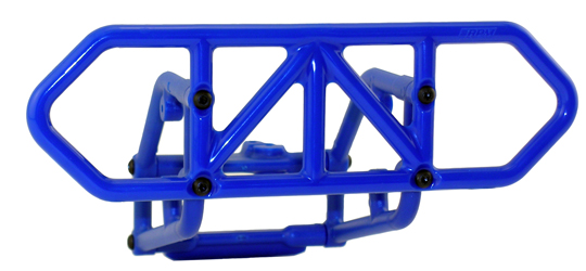 Traxxas Slash 4x4 Rear Bumper - Blue