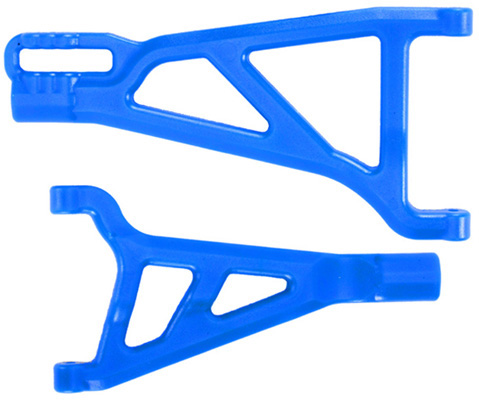 Traxxas Revo Front Right A-arms - Blue