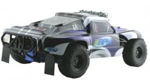 Black Rear Bumper for the Traxxas Slash 2wd