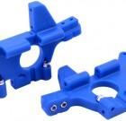 Front Bulkheads for the Traxxas T-Maxx & E-Maxx – Blue