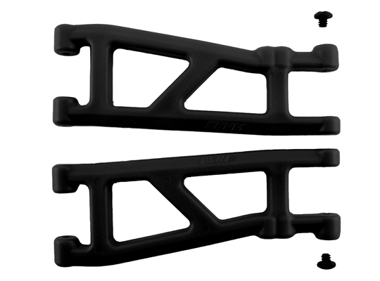 Associated SC10 & T4 Rear A-arms - Black
