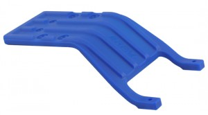 Traxxas Slash Rear Skid Plate - Blue