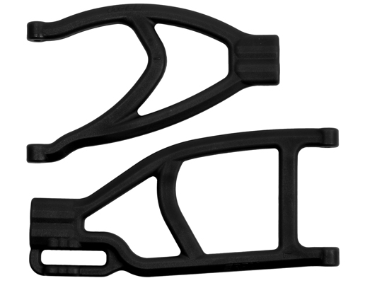 Summit, Revo & E-Revo Extended Left Rear A-arms - Black