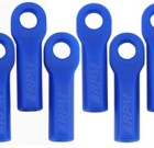 Traxxas Long Rod Ends – Blue