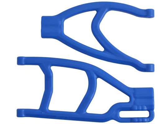 Summit, Revo & E-Revo Extended Right Rear A-arms - Blue