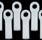 Traxxas Long Rod Ends – Dyeable White