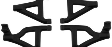 Front A-arms for the 1/16th Scale Slash 4×4 – Black