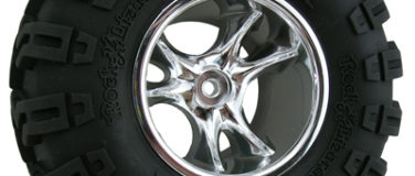 Chrome Clawz Rock Crawler Wheels – Wide Wheelbase