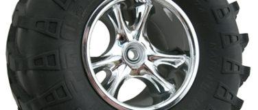 Chrome Clawz Rock Crawler Wheels – Narrow Wheelbase