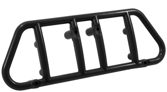 Rear Bumper for the Associated SC10 2wd - Black