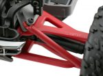 Front A-arms for the Traxxas 1/16th Scale Mini E-Revo - Red
