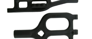 T/E-Maxx 2.5R & 3.3 A-arms – Black