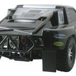 Traxxas Slash 4x4 Rear Bumper - Black