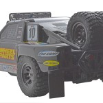 70502 - Spare Tire Carrier: Side View