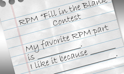 """Fill in the Blanks"" Contest Goes Live! – Official Rules Found Here"