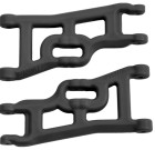 Offset-Compensating Front A-arms for the Traxxas Slash 2wd & Nitro Slash – Black