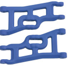 Offset-Compensating Front A-arms for the Traxxas Slash 2wd & Nitro Slash – Blue
