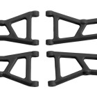 Front & Rear A-arms for the Helion Animus 18SC / 18TR – Black