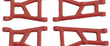 Front & Rear A-arms for the Helion Animus 18SC / 18TR – Red