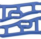 Wide Front A-arms for the Traxxas e-Rustler & Stampede 2wd – Blue