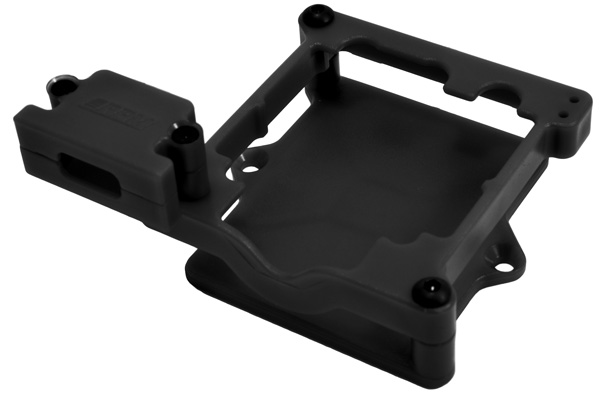 73272 - Black ESC Cage for Castle Sidewinder 3 & SCT