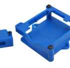 Blue ESC Cage for Castle Sidewinder 3 & Sidewinder SCT ESCs