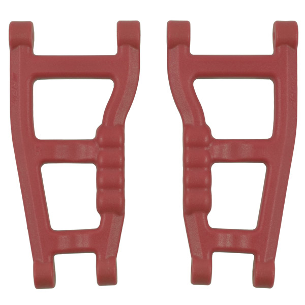 80599 Red Rear A-arms for the Slash 2wd
