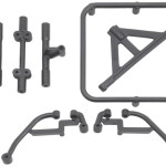 73952 - Single Tire Spare Tire Carrier