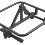 73952 - Single Tire Spare Tire Carrier - 4x4 Optional Set-Up